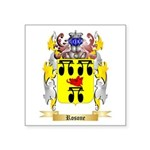 Rosone Square Sticker 3