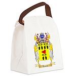 Rosone Canvas Lunch Bag