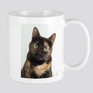 Tortie Cat Mugs
