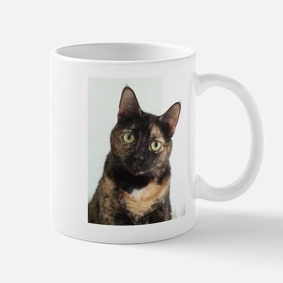 Tortie Cat Mugs