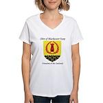 Blackwater Keep Women's V-Neck T-Shirt