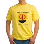 Blackwater Keep Yellow T-Shirt