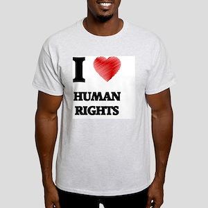 I love Human Rights T-Shirt