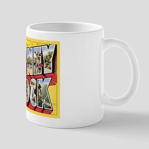 Chimney Rock Postcard Mug