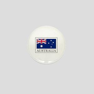 Australia Mini Button
