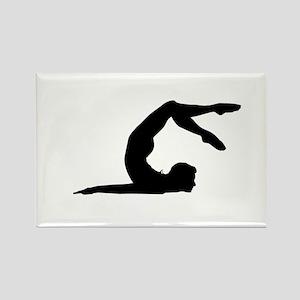 Yoga vrischikasana Magnets