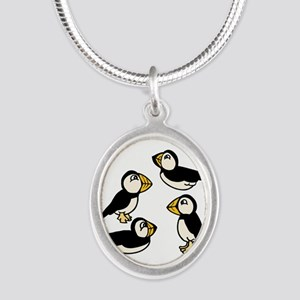 Puffins Necklaces