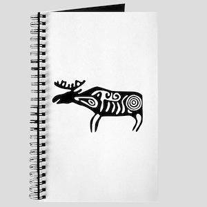 Image Elk clip art Journal