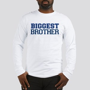 biggestbrotherblue Long Sleeve T-Shirt