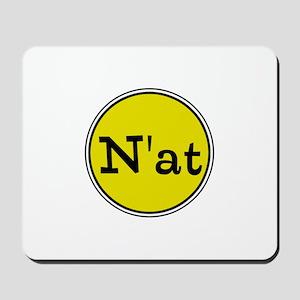 N'at, Pittsurghese, Pittsburgh slang Mousepad