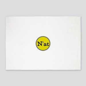 N'at, Pittsurghese, Pittsburgh slang 5'x7'Area
