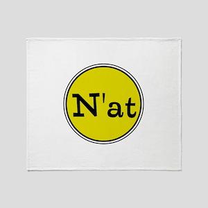 N'at, Pittsurghese, Pittsburgh slang Throw Bla