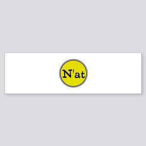 N'at, Pittsurghese, Pittsburgh slang Bumper St