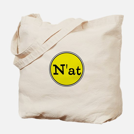 N'at, Pittsurghese, Pittsburgh slang Tote Bag