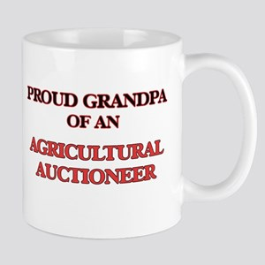 Proud Grandpa of a Agricultural Auctioneer Mugs