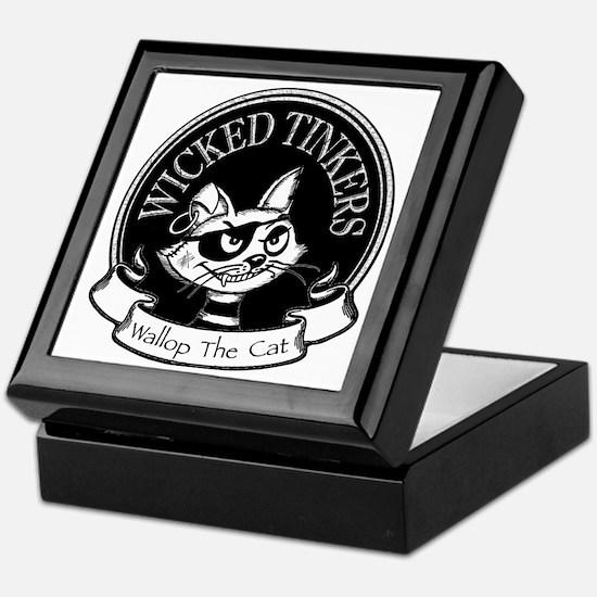 Cute Wicked Keepsake Box