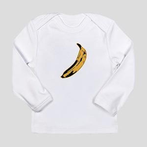 Velvet Underground Banana Long Sleeve T-Shirt