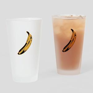 Velvet Underground Banana Drinking Glass