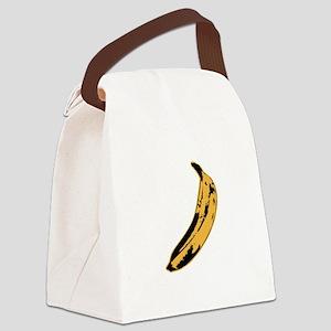 Velvet Underground Banana Canvas Lunch Bag