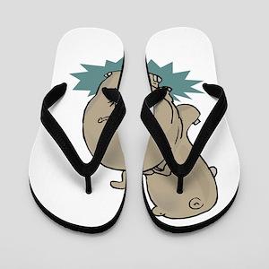 Hippo Rear Flip Flops