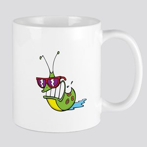 Slug Cool Mugs