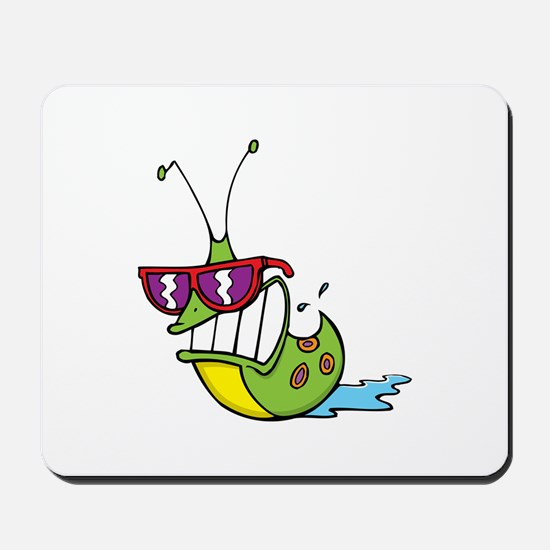 Slug Cool Mousepad