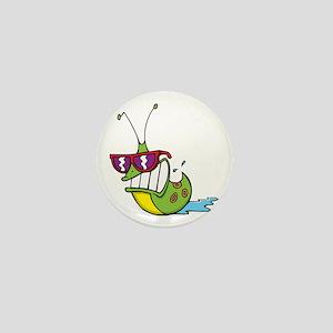 Slug Cool Mini Button