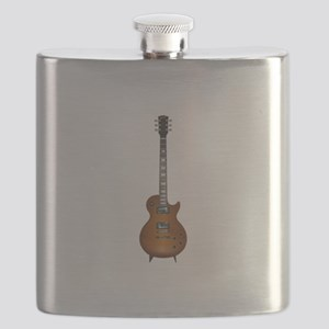 Gibson les Paul Flask
