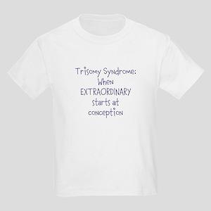 Trisomy Syndrome: Extraordinary T-Shirt