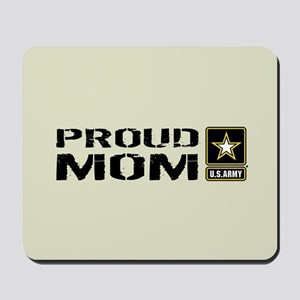 U.S. Army: Proud Mom (Sand) Mousepad