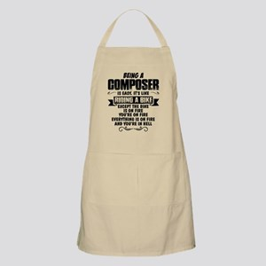 Being A Composer.... Apron