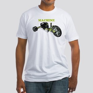 Green Machine Fitted T-Shirt