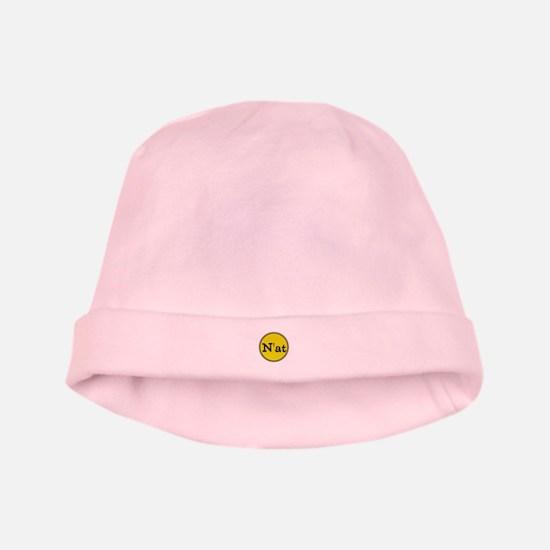 N'at, Pittsurghese, Pittsburgh slang Baby Hat