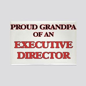 Proud Grandpa of a Executive Director Magnets