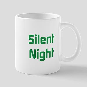 Silent Night Mugs