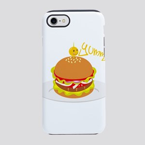 Hamburger iPhone 8/7 Tough Case