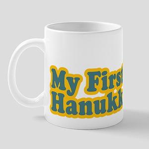 My First Hanukkah Mug