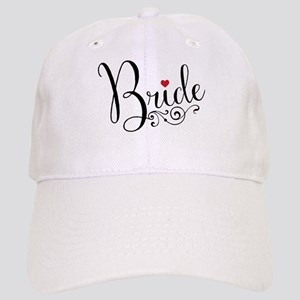 58909d0e7e5 Bride Hats - CafePress