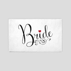 Elegant Bride Area Rug