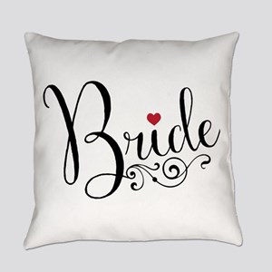 Elegant Bride Everyday Pillow