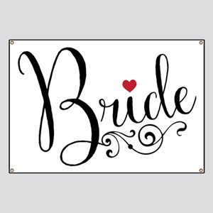 Elegant Bride Banner