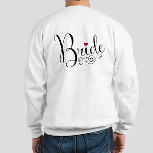 Elegant Bride Sweatshirt