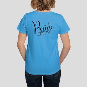 Elegant Bride Women's Dark T-Shirt