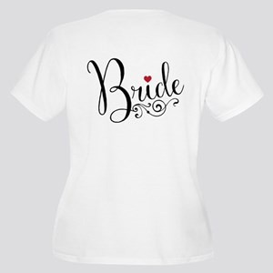 439a4970ae6 Bridal Party Women s Plus Size T-Shirts - CafePress