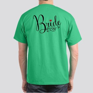 Elegant Bride Dark T-Shirt