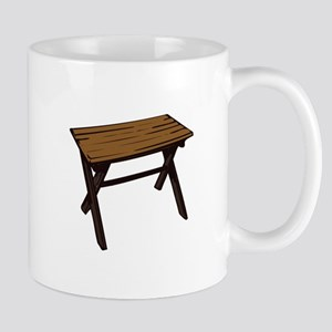 Collapsible Wooden Table Mugs
