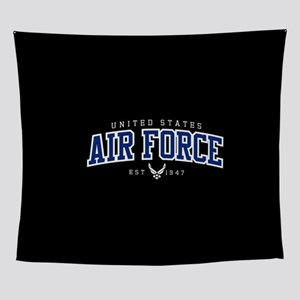 United States Air Force Athletic Wall Tapestry