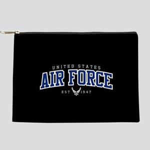 United States Air Force Athletic Makeup Bag