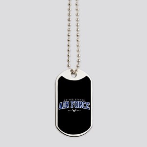 United States Air Force Athletic Dog Tags