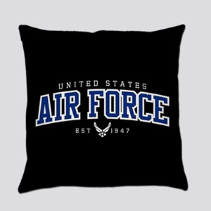United States Air Force Athletic Everyday Pillow